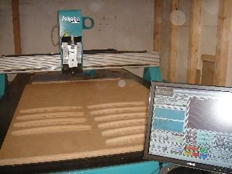 Fresadora CNC Sukota en R.Agullo, S.A.