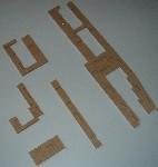 Elaboración de piezas para maqueta