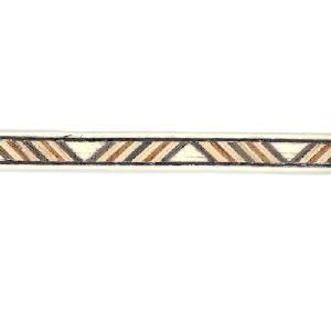 Greca mudéjar mod. 51010 - Greca de madera de 50 cm. y de 0,6 mm. de espesor