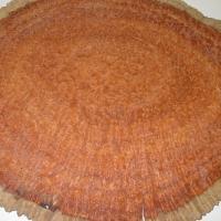 Hoja de chapa de raíz o louppe de amboine - Hoja de chapa de raíz o louppe de amboine 0,6 mm. de espesor ( Precio por metro cuadrado )