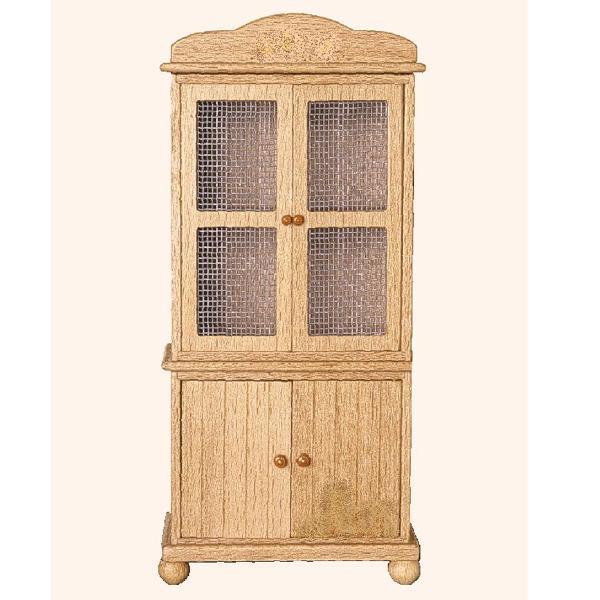 Alacena en kit escala 1 12 haya miniarte venta de - Alacena de madera ...
