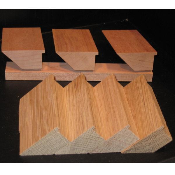 Kit para la construcci n de una escalera de 12 pelda os for Escaleras de madera para construccion