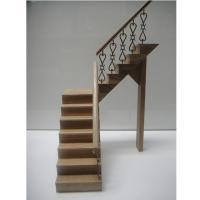 CASAS DE MUÑECAS Y MINIATURAS » Componentes para casas de muñecas » Kits de escaleras para casas de muñecas