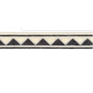 Greca mudéjar mod. 51016 - Greca de madera de 50 cm. y de 0,6 mm. de espesor