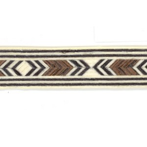 Greca mudéjar mod. 51031 - Greca de madera de 50 cm. y de 0,6 mm. de espesor
