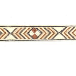 Greca mudéjar mod. 51050 - Greca de madera de 50 cm. y de 0,6 mm. de espesor