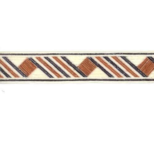 Greca mudéjar mod. 51052 - Greca de madera de 50 cm. y de 0,6 mm. de espesor