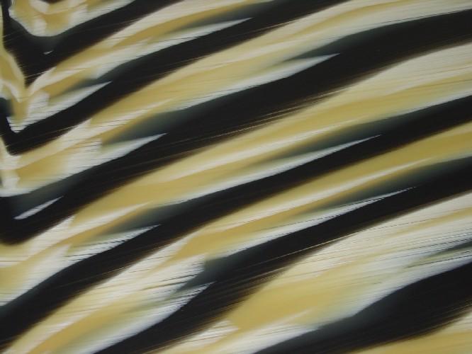 Acetato de celulosa Asta de 1.5 mm.  - Acetato de celulosa de bloque modelo Asta de 1.5 mm. de espesor.