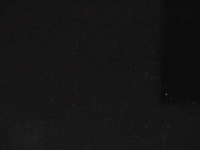 Acetato de celulosa Negro de 1.5 mm.  - Acetato de celulosa de extrusión modelo Negro de 1.5 mm. de espesor.