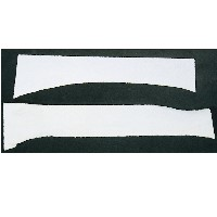 Plancha de hueso natural. - Plancha de hueso natural de 15 x 3 cm. aproximadamente