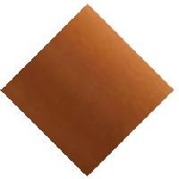 Plancha de cobre de diferentes espesores - Plancha de cobre de 20 x 20 cm. en diferentes espesores.