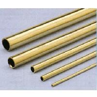 Tubo de latón - Tubo de latón de 1 mt. de largo en diferentes diámetros.