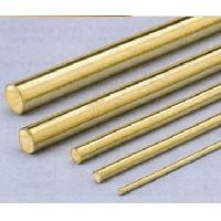 Varilla de latón de diferentes diámetros - Varilla de latón de 1 mt. de largo en diferentes diámetros.