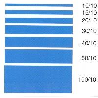 Plancha de samba de 1000 x 100 mm.