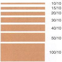Plancha de ramín de 1000 x 100 mm.  - Plancha de ramín de 1000 x 100 mm. en diferentes espesores.