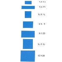 Listón de samba de 1 mt. - Listón de samba de 1 mt. de largo en diferentes secciones.