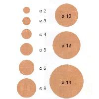 Redondo de ramín de 90 - 100 cm. de largo - Redondo de ramín de 90 - 100 cm. de largo en diferentes diámetros.