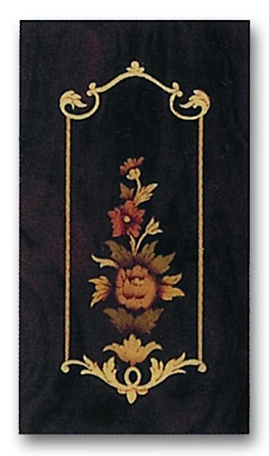 Motivo de marquetería 511 - Motivo de marquetería 511 de confección clásica.
