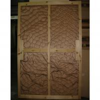 Elaboración de estructuras con bastidor - Fabricación de estructuras con bastidor de madera.