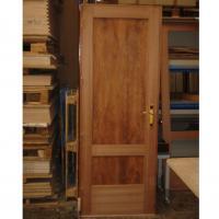 Fabricación de elementos de carpintería.