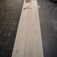 Barra de pino valsain para mesón restaurante - Elaboración de una barra para mesón restaurante en madera de pino valsain