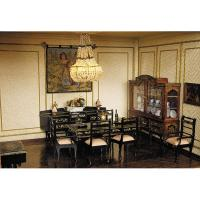 Comedor completo ( muebles en kit ) Miniarte