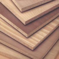 Tableros aglomerados rechapados - Variedad de tableros aglomerados rechapados