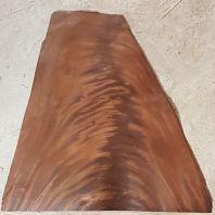 Pliego de chapa de Palma de Caoba