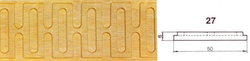 MOLDURA TALLADA 27 - Moldura tallada 27