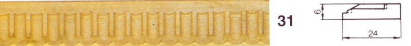 MOLDURA TALLADA 31