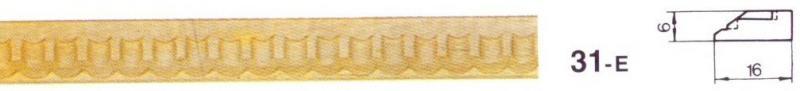 MOLDURA 31E