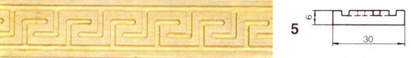 MOLDURA TALLADA 5