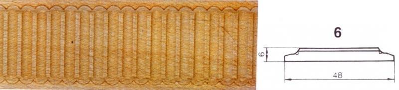 MOLDURA TALLADA 6 - Moldura tallada 6