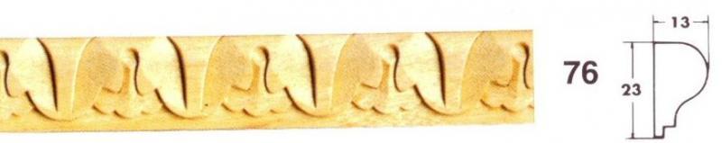 MOLDURA TALLADA 76