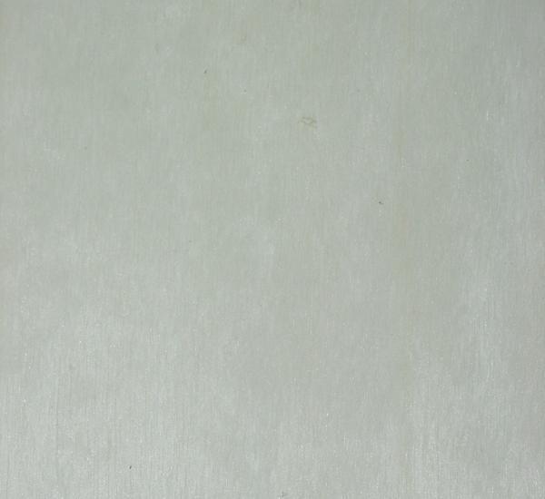 Pliego de chapa color blanco - Pliego de chapa de madera teñido de color blanco de 60 x 25 cm. aproximadamente y 0,6 mm. de espesor