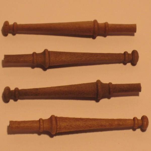 Patas de madera para mesas excellent free shipping mesa - Patas torneadas de madera ...